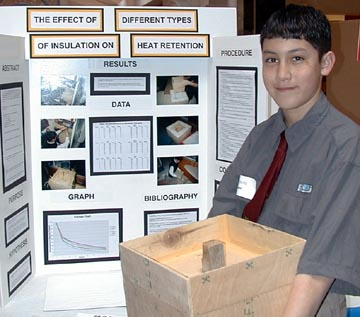 All Science Fair Projects